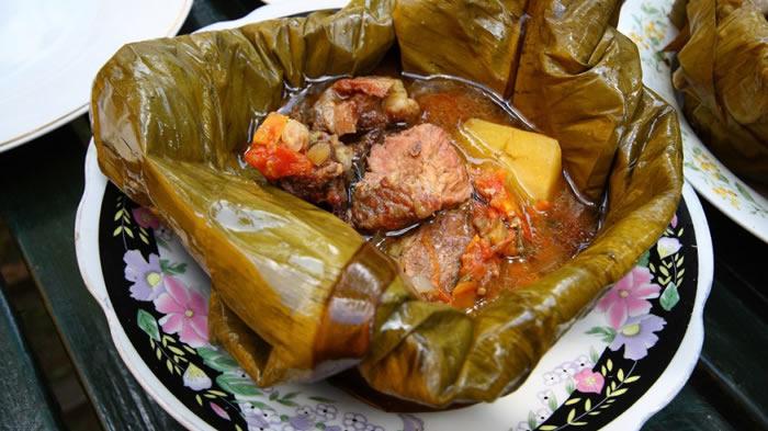 meat luwombo